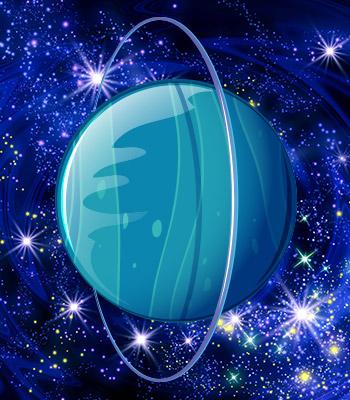 Uránusz bolygó asztrológia